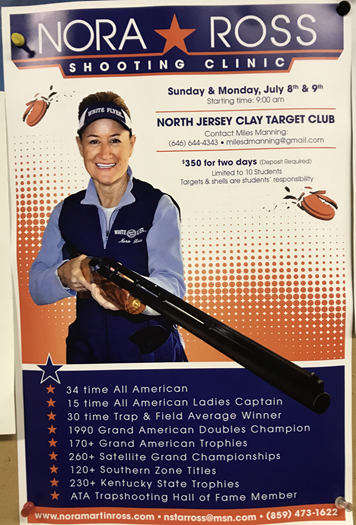 North Jersey Clay Target Club - Club information page